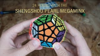 24 Hours With the Shengshou Pearl Megaminx | first impressions
