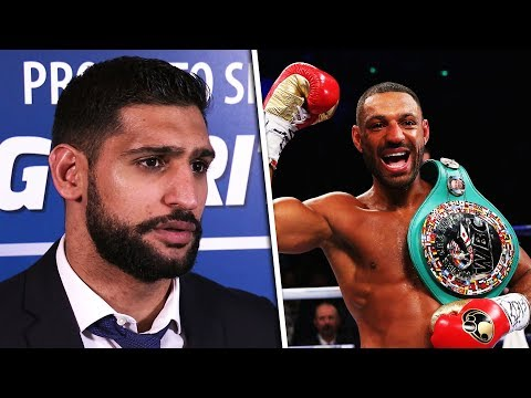 """""""Nothing can stop Kell Brook fight""""   Amir Khan on his future bouts!"""