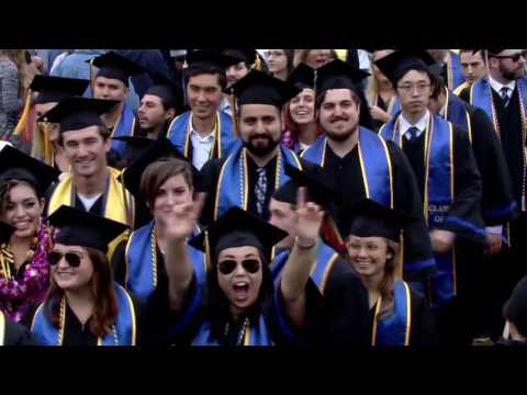 2017 UC San Diego All Campus Commencement