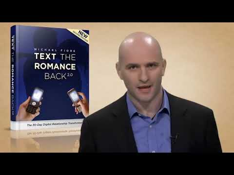 Text The Romance Back PDF BOOK 2.0 Reviews & Free Ebook By Michael Fiore SCAM OR LEGIT?