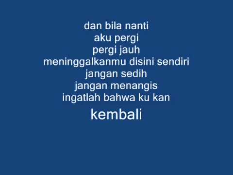 Lirik Kiss the rain versi Indonesia