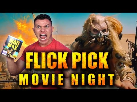 Mad Max: Fury Road - MOVIE NIGHT!