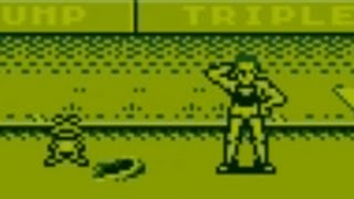 Track & Field (Game Boy) Playthrough - NintendoComplete