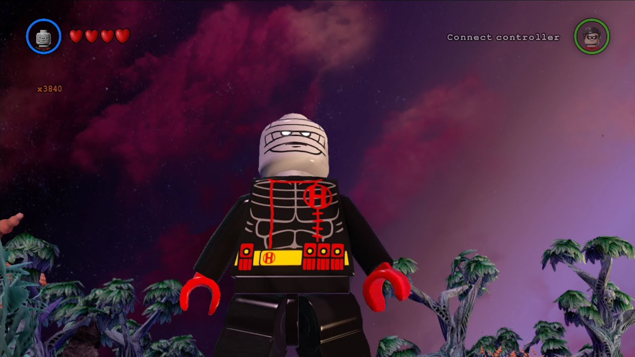 LEGO Batman 3: Beyond Gotham - Hush Free Roam Gameplay [HD ...