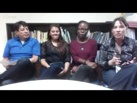 Peace Corps Guatemala Language-Themed Hangout on Air