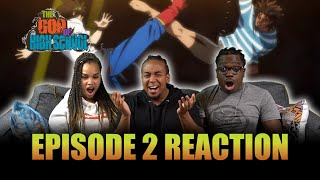 These Dudes are MONSTERS!! | The God of High School Ep 2 Reaction