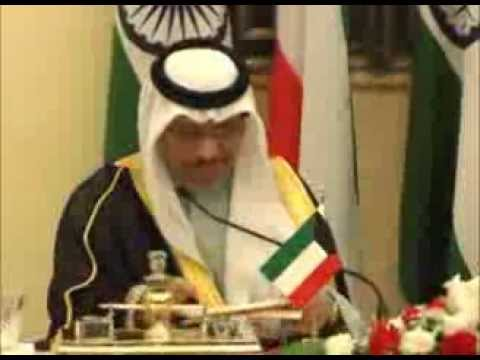 Visit of Prime Minister of Kuwait - Media Statements and Signing of Agreements (November 08, 2013)