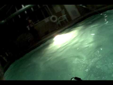 VIO 1.5 POV Camera water test