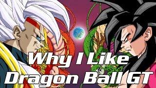 Why I Like Dragon Ball GT