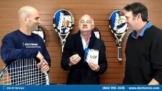 Babolat Top Stringer - Natural Gut VS Tennis Strings