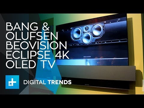 Bang & Olufsen BeoVision Eclipse - Hands On at IFA 2017