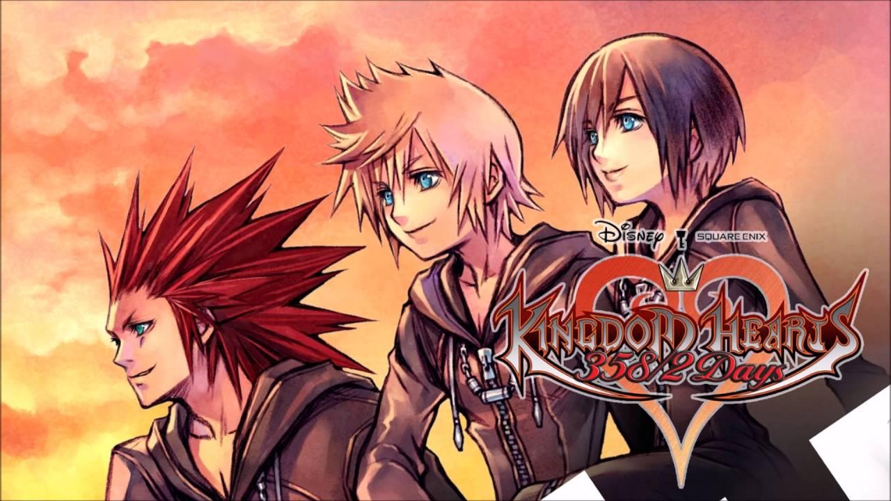 Kingdom Hearts 358 2 Days Xion Theme Remix 2016 Youtube