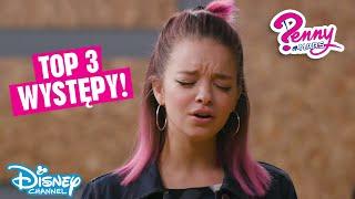 ⏰ Prezentacja talentów | Penny z M.A.R.S.a | Disney Channel Polska