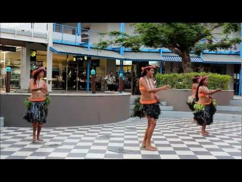 Dance from Kiribati