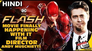 THE FLASH Film Finally Happening With New Director [Explained In Hindi]