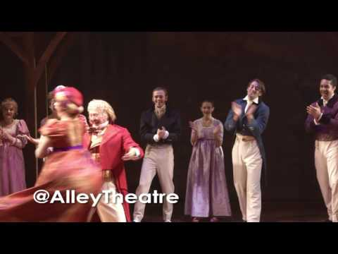 A Christmas Carol at Alley Theatre