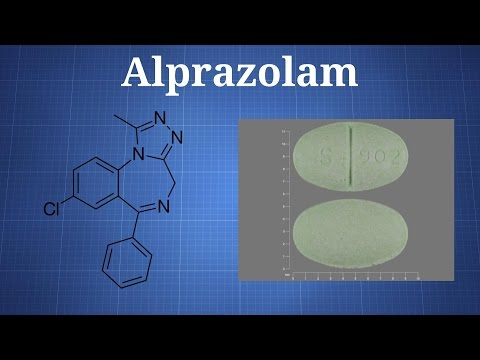 alprazolam high effects