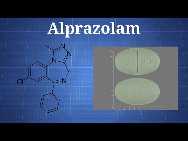 alprazolam detection time