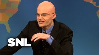 Weekend Update: James Carville on the Tea Party - Saturday Night Live