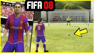 Here's What FIFA 08 Is Like In 2019 - 12 Years Later!