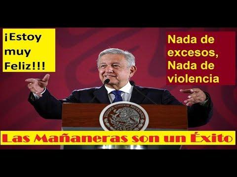 AMLO Felicita a Medios Digitales en la #Mañanera/Son el Cambio
