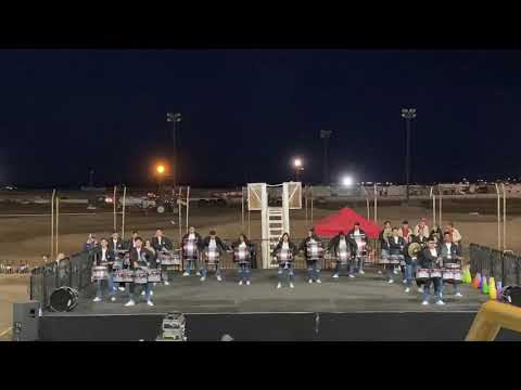 Calexico high school drumline madness 2020