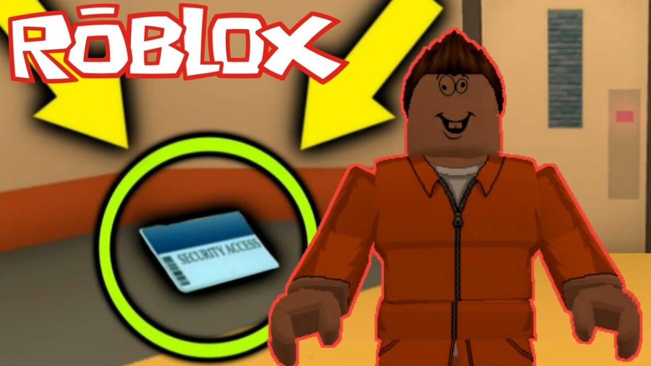 Cara Instant Mendapat Keycard Di Roblox Jailbreak Youtube