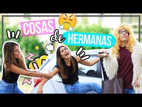Cosas típicas de hermanas| Valeria Basurco