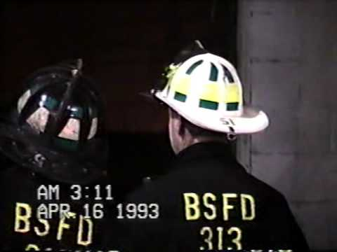 Structure Fire Car Dealer Bay Shore NY 1993