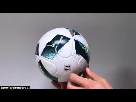 Adidas Torfabrik 2017 Ball