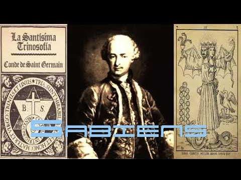 El Conde de Saint Germain descubrió el secreto del Ormus