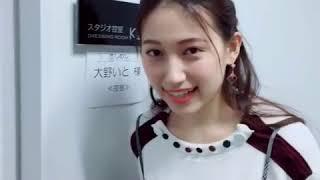 LINELIVE見てください〜^ ^ 髪型の後ろに注目っ!可愛い⭐   #さしめし #...