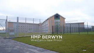 HMP Berwyn, Wrexham's New Prison  (4K)
