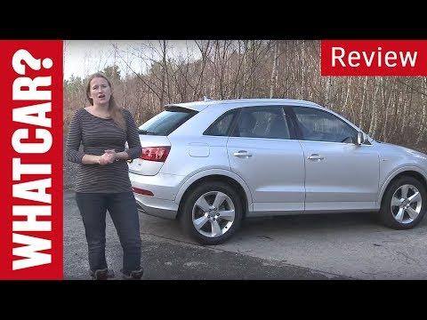2013 Audi Q3 review - What Car?