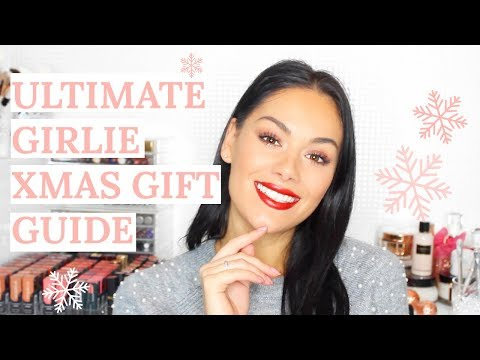 THE ULTIMATE GIRLIE CHRISTMAS GIFT GUIDE | Beauty's Big Sister