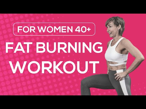 Weight Loss Workout for Women Over 40 HIIT Style