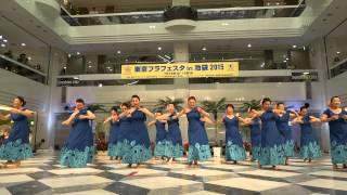 フラスタジオミカ /サンシャインシティB1F噴水広場/東京フラフェスタin 池袋2015(初日)