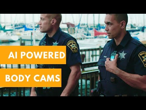 AI-Powered Recognition Feature for IoT Police Body-Cams