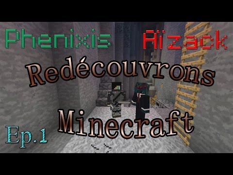 Redécouvrons Minecraft à deux ! - ep. 1 - les tardos  (ft Aïzack_prod)