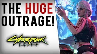 Cyberpunk 2077 Causes Outrage & Boycott With Joke On Twitter...