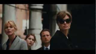 Turysta - The Tourist -  2010 r. - Official Trailer Zwiastun - thriller akcja romans HD
