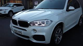 USED BMW X5 3.0 XDRIVE30D M SPORT 5d 255 BHP (7 SEATER)