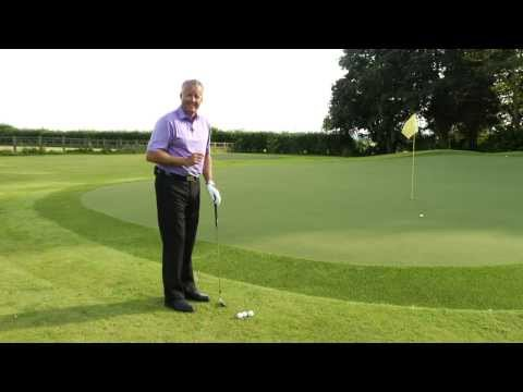 Chipping Putter Style – Golf Tips & Drills