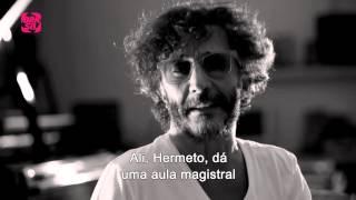 Fito Páez fala sobre o silêncio