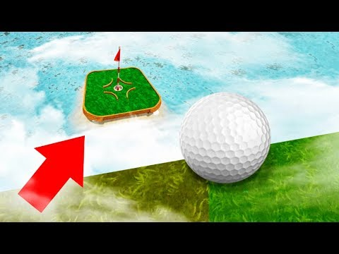MAKING THE 99% IMPOSSIBLE JUMP! (Golf It)