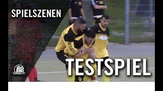 MSV Hamburg - ASV Hamburg (Testspiel)