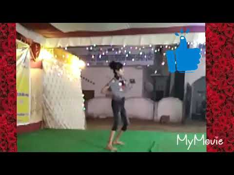 Happy dhanteras and I am a dance cover by aao kabhi haveli pe my stage performance