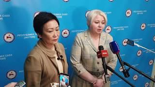 Якутия-оперштаб по борьбе с коронавирусом 24.03.20г.