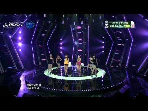 [110512] Mnet M!Countdown: SISTAR19 - Ma Boy