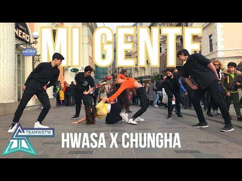 [KPOP IN PUBLIC TURKEY] HWASA X CHUNGHA - MI GENTE Dance Cover [TEAMWSTW]
